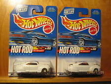 2000's Hot Wheels Lot of 11 First Editions and HTF Variations Tantrum I Candy