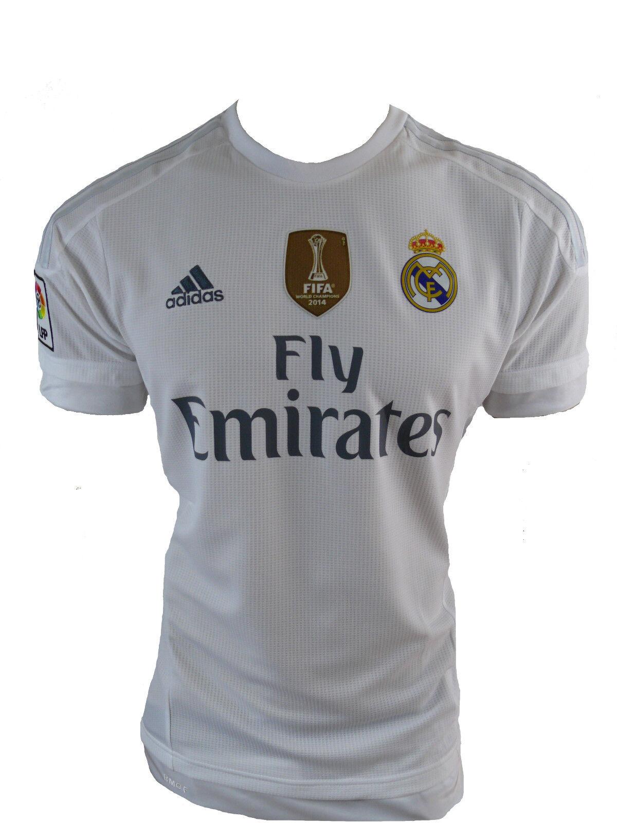 Adidas Real Madrid Trikot WC weiss Gr.XXXL