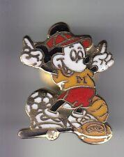 RARE PINS PIN'S .. DISNEY USA ANCIEN MICKEY BASEBALL FOOTBALL SOCCER S/S ~17