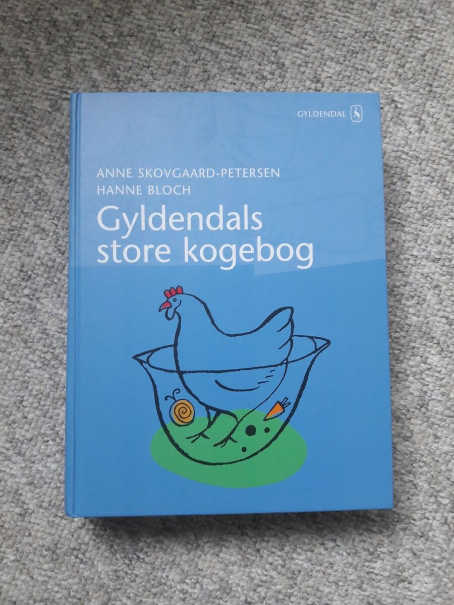 gyldendals store bagebog