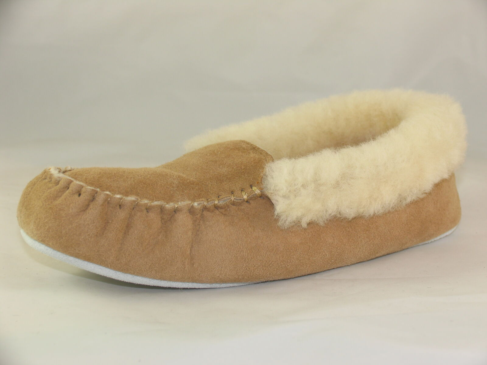 Womens Shepherd Asta Sheepskin Full Slippers