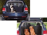 Auto Schutzgitter Hund Gepäck Alu & Metall