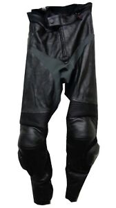 Pantalon 50 Sur 03 Gericke Détails Taille Vintage Hein Noir Réf Moto Cuir nvPmN0wy8O