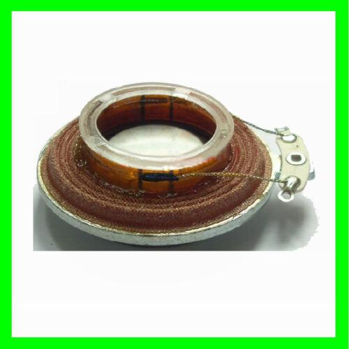 2pcs 44MM plane Vibration Speaker Resonance Loudspeaker 10~15 Watts 4 8 Ohms