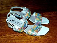 PETER KAISER Schuhe Sandaletten Gr. 39 UK 6 Leder NEUwertig!