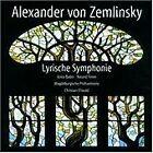 Alexander von Zemlinsky - : Lyrische Sinfonie (2001)
