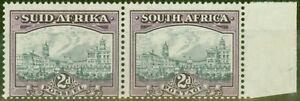 South-Africa-1941-2d-Grey-amp-Dull-Purple-SG58a-Fine-MNH