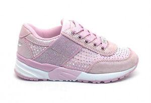 LELLI-KELLY-FRAGOLINA-Rosa-Vernice-scarpe-scarponcini-bambina-sneakers-kids