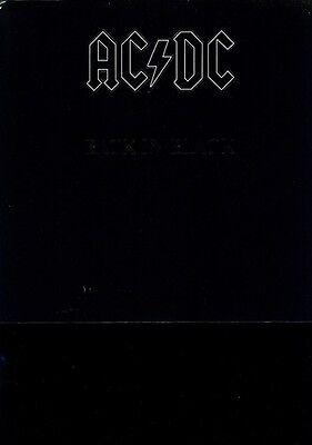 Back In Black - Ac/Dc (2009, Vinyl NUEVO)