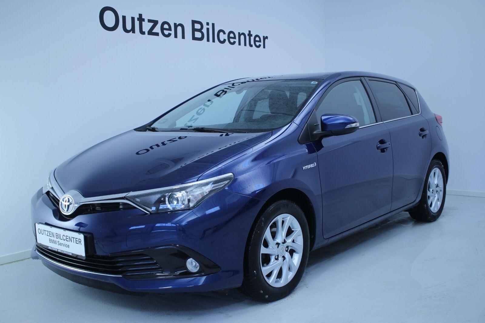 Toyota Auris 1,8 Hybrid H2 Comfort CVT 5d - 159.800 kr.