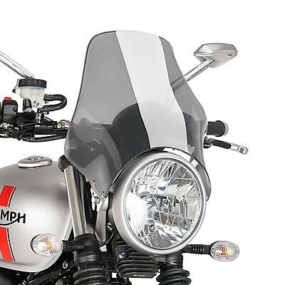 Puig Windscreen for Yamaha XJR1300 2000 Wave Fly Screen Dark Tint