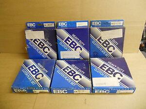 EBC Brakes CK3328 Clutch Friction Plate Kit