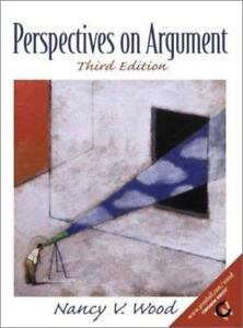 Details about Perspectives on Argument with APA Guidelines by Wood, Nancy V