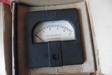 Vintage General Electric Ge Dc Kilovolts Meter Resistor External 0 15 In Box