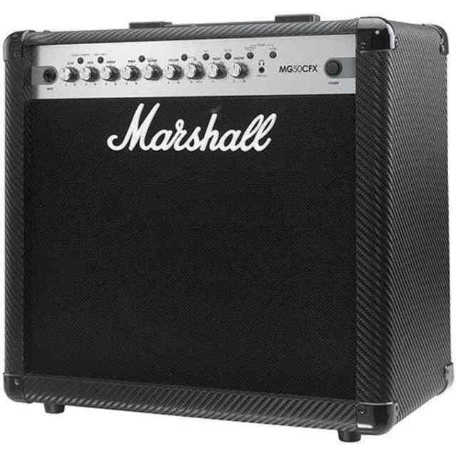 Marshall MG50CFX Amplificatore per Chitarra Elettrica 50watt con Effetti