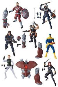 Marvel-Legends-Series-Black-Widow-Set-7-Figures-Crimson-Dynamo-Hasbro-Ka-B