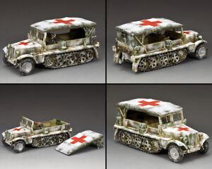 Ambulance du roi et (et) pays Ws350 Demag (version d'hiver)