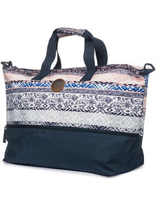 * foolsgold EXTRA LARGE 120 L Holdall Voyage Duffle Bag in Navy 3:9