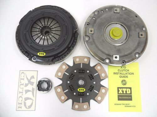 3000LBS XTD PRO STAGE 5 XXTREME CLUTCH /&FLYWHEEL KIT 2003-2005 NEON SRT-4