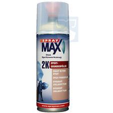 2K Epoxy Grundierfüller beige Sprühdose EP Grundierung Füller Spraymax Spraydose
