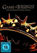 GAME OF THRONES, Staffel 2 (5 DVDs) NEU+OVP