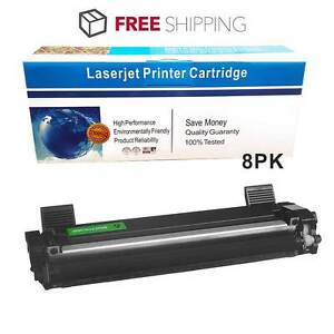 2x Compatible TN1060 BK Toner Cartridge Brother for HL-1110 MFC-1810 DCP-1510
