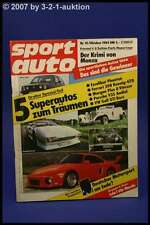 Sport Auto 10/84 Excalibur Porsche 935 Koenig 308 GTO