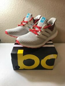 Adidas Men's Ultra Boost 4.0 Running White/Tech Ink/Ash Pearl