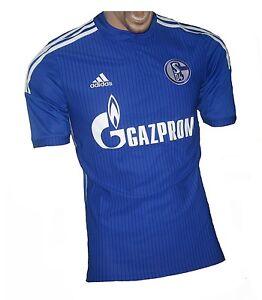 Fc Schalke 04 Trikot Home 201516 Adidas Gr S Ebay