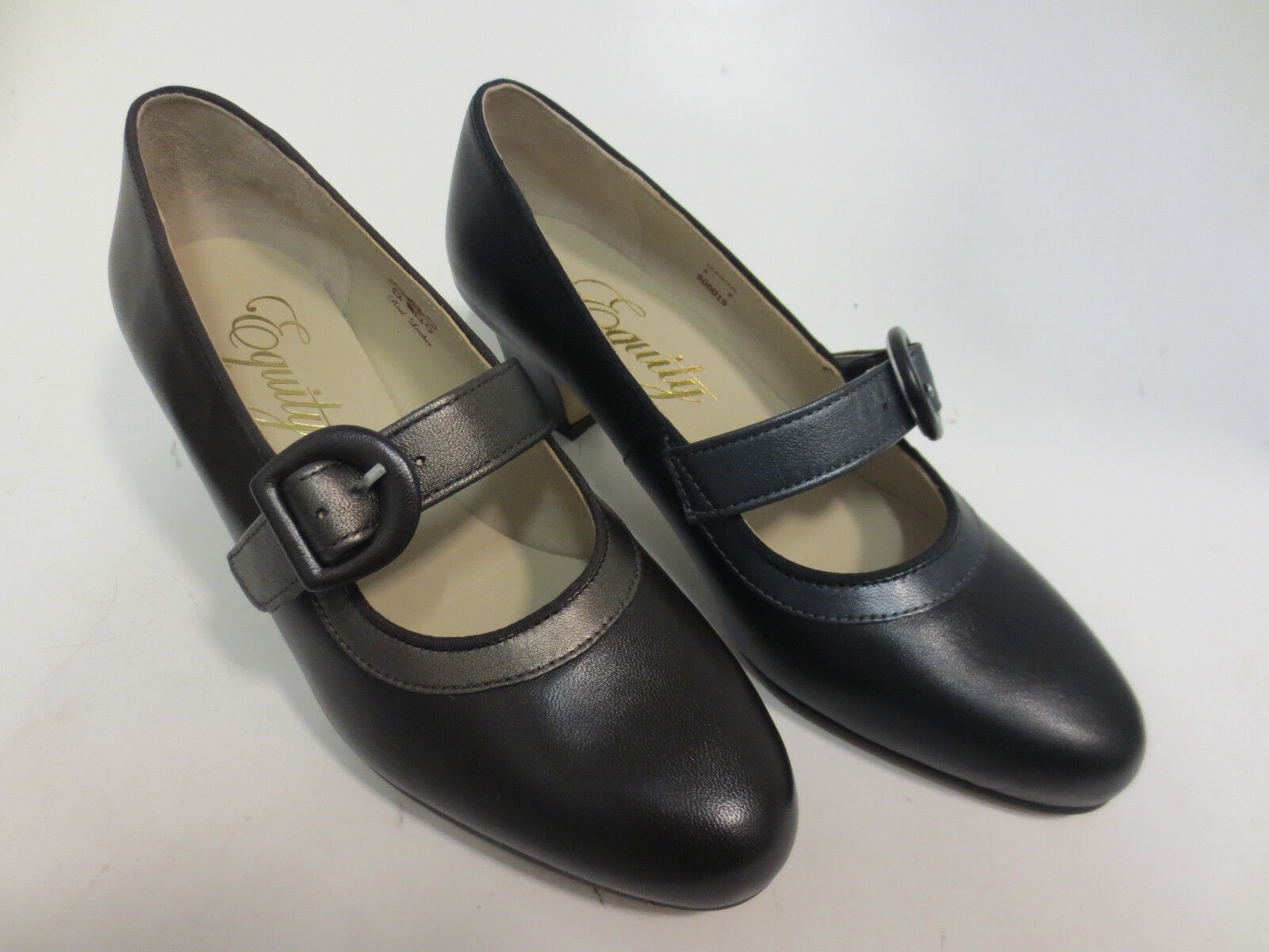 EQUITY SHOE MAXINE LADIES WIDE FITTING SHOE EQUITY a34359
