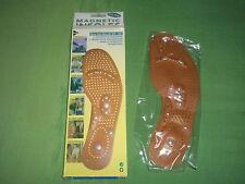 Zapato de Señora Bota Magnético Acupuntura Terapia Masaje De Pies Plantillas Insertos De Regalo