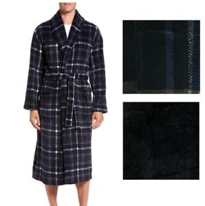 Majestic-International-Men-039-s-Plush-Fleece-Robe 0eb686b16