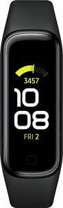 Samsung - Galaxy Fit2 Smart Watch 1.1AMOLED - Black