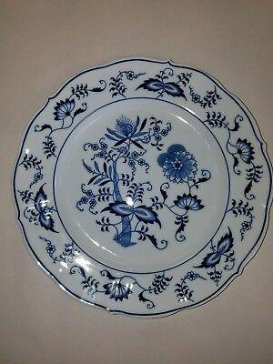 Blue Danube 12 inch dinner plate