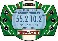 TONYKART EVK STYLE GEL STICKER FOR UNIPRO UnIGo - KARTING