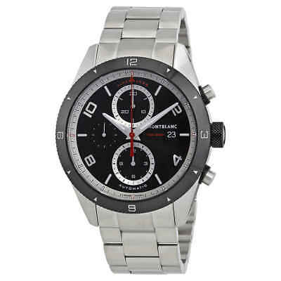 Montblanc TimeWalker Automatic Black Dial Men's Watch 116097