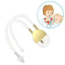 Newborn Baby Safety Nose Cleaner Vacuum Suction Nasal Aspirator Flu Protection