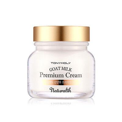 [TONYMOLY] Naturalth Goat Milk Premium Cream 60ml