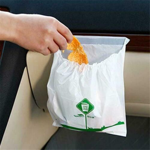 Car Kitchen Office Desk Small Garbage Trash Can Bags Disposable Bags CH