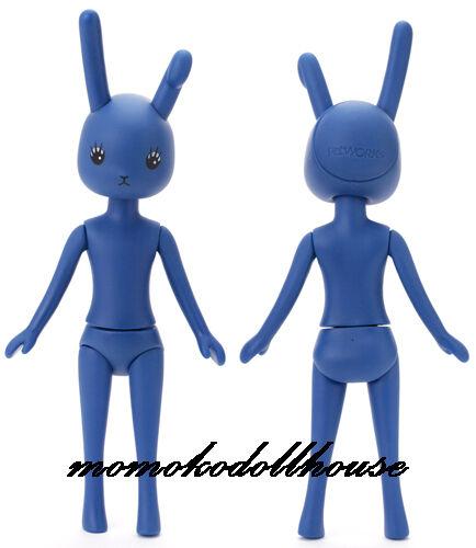 PETWORKS usagii Conejo Bunny Figura usaggie Nude 010 Azul