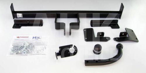 Für Suzuki Swift IV FZ//NZ auch Sport Anhängerkupplung starr ABE