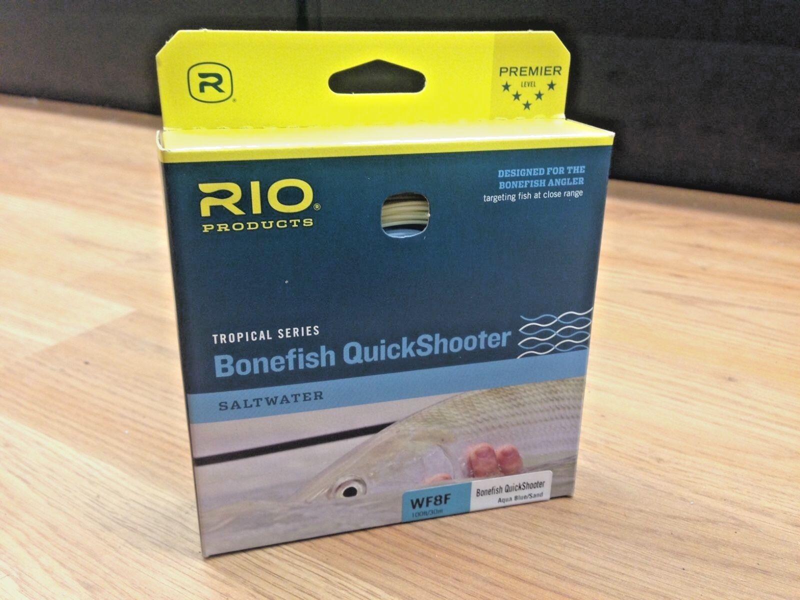Rio Bonefish Quickshooter Fly Line gratuito Shipping   Streams of Dreams Fly negozio