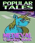 Popular Tales & Medieval Coloring Book by Randolph Rubicon (Paperback / softback, 2016)