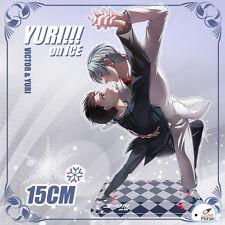 Yuri!!! on Ice Victor & Yuuri BL Anime Stand Acrylic Charm Desk Deco Collection