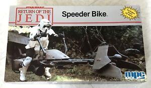 Maquette Star Wars «Speeder Bike» 1990
