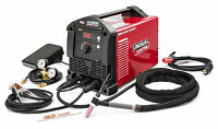 Lincoln Square Wave Tig 200 Tig Welder K5126-1 on sale