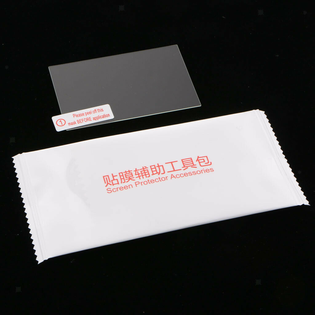 0.33mm Optical Glass LCD Screen Protector Cover for TZ70