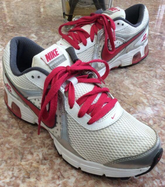 0515bd28a0e9 Nike Air Max Run Lite 2 Womens Size 8.5 White Running Running Shoes ...