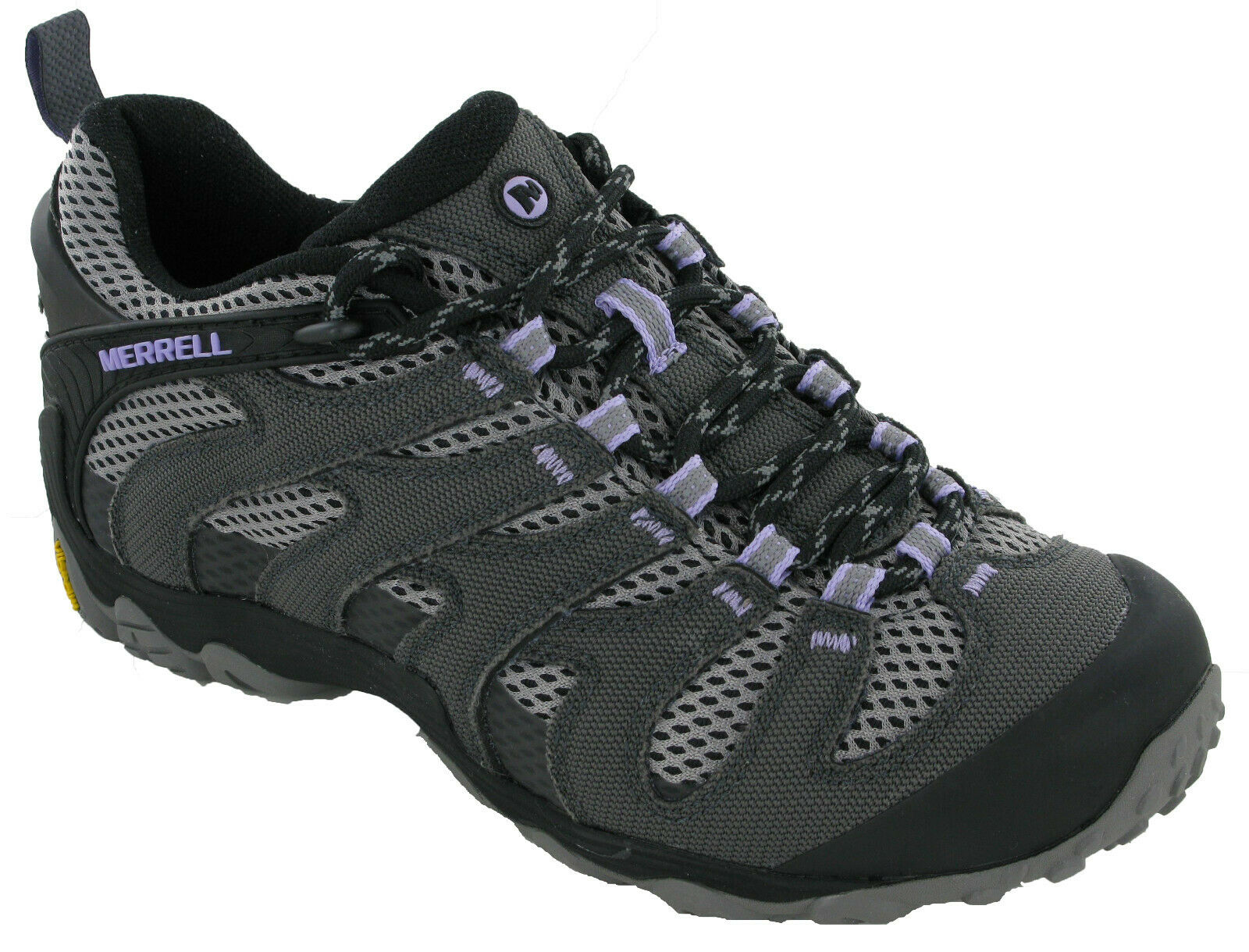 Merrell Cham 7 Zapatillas para mujer tiro bajo con cordones Casual Zapatos al Aire Libre J12076