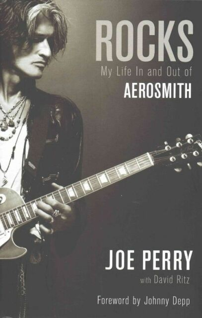 Rocks: My Life in and out of Aerosmith-ExLibrary